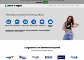 calculatuseguro.com