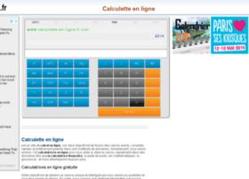 calculette-en-ligne.fr