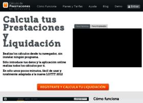 calculodeprestaciones.com.ve