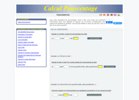 calculpourcentage.fr