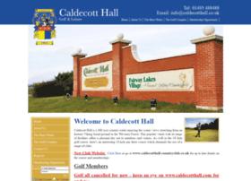 caldecotthall.co.uk