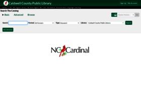 caldwell.nccardinal.org