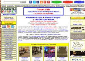 caldwellcarpet.com
