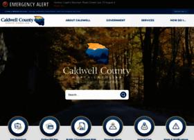 caldwellcountync.org
