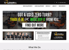 caldwellequipment.com
