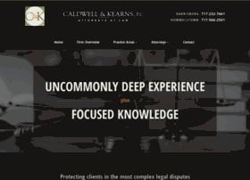 caldwellkearns.com