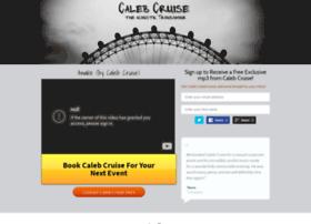 calebcruise.com