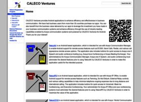 calecoventures.com