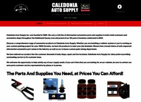 caledoniaautosupply.com