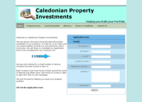 caledonianpropertyinvestments.co.uk