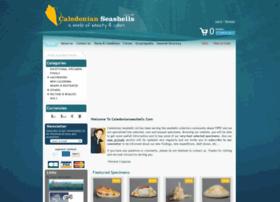 caledonianseashells.com