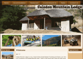 caledonmountainlodge.com
