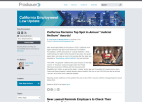 calemploymentlawupdate.proskauer.com