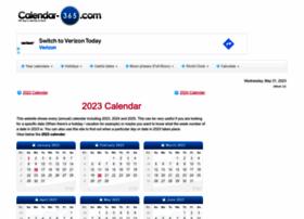 calendar-365.com