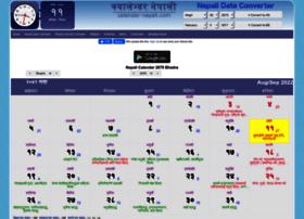 calendar-nepali.com