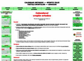 calendar-ortodox.ro
