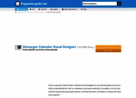 calendar-visual-designer.programas-gratis.net
