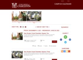 calendar.cofc.edu