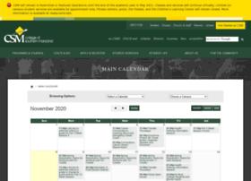 calendar.csmd.edu