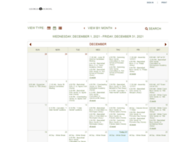 calendar.georgeschool.org