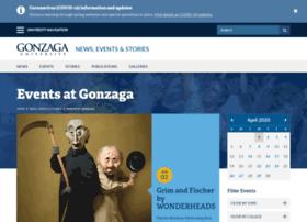 calendar.gonzaga.edu