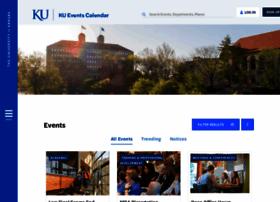 calendar.ku.edu