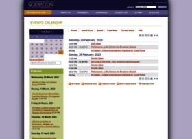 calendar.scranton.edu