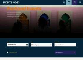 calendar.travelportland.com