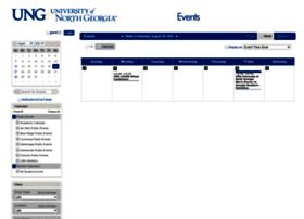 calendar.ung.edu
