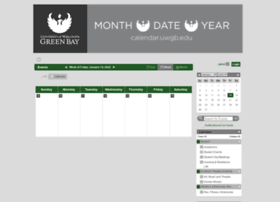 calendar.uwgb.edu