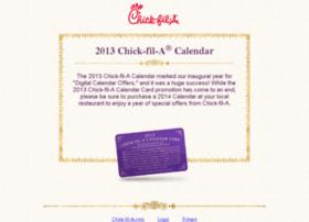 calendar2013.chick-fil-a.com