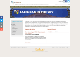 calendarinthesky.com