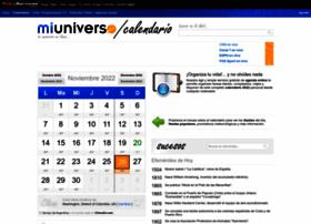 calendario.miuniverso.com.ar