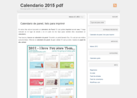 calendario2012pdf.wordpress.com
