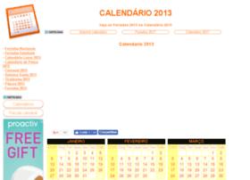 calendario2013.com.br