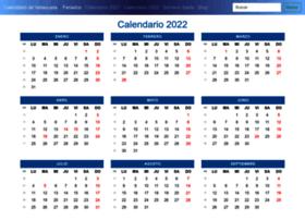 calendariovenezuela.com