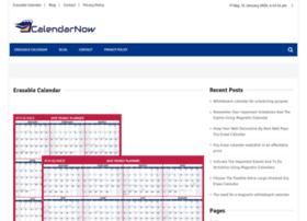 calendarnow.org