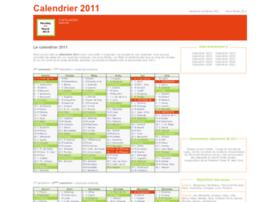 calendrier-2011.fr