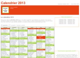 calendrier-2013.fr