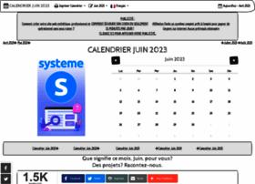 calendrier-juin.com