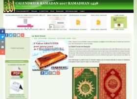 calendrier-ramadan.com