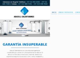 calentadoresabacoll.com