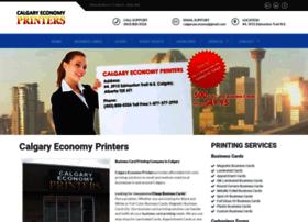 calgaryeconomyprinters.com