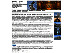 calgarylawyer.info