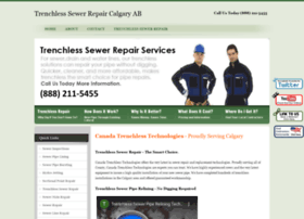 calgarytrenchless.com