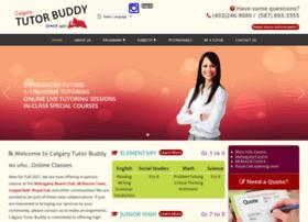 calgarytutorbuddy.com