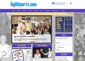 calhisports.com