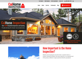 calhomeinspection.com