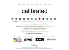 calibratedsoftware.com