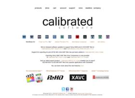 calibratedsoftware.com
